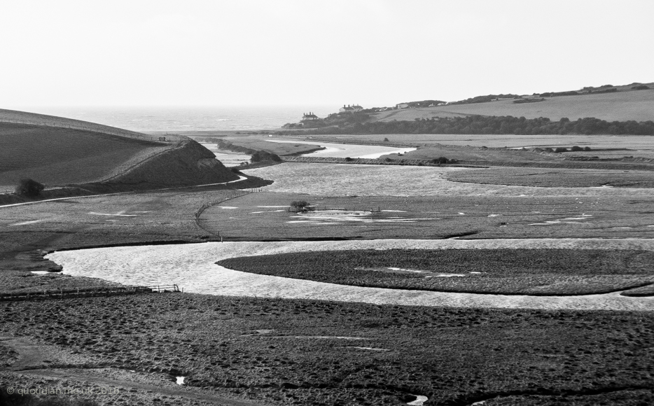 Tuesday January 26th (2016) cuckmere haven