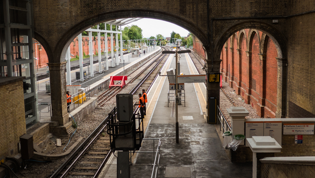 Tuesday June 2nd (2015) no overground today...