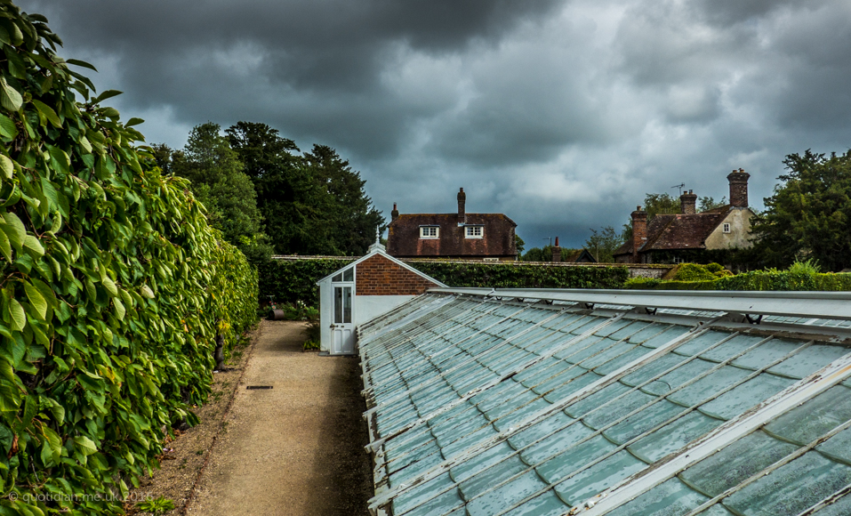 Saturday August 27th (2016) westdean college glasshouses