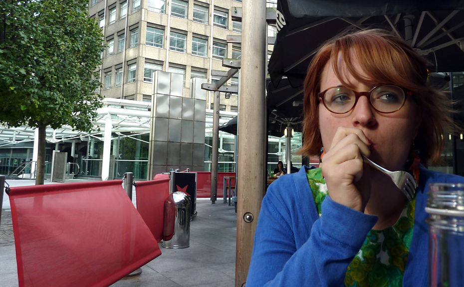 Friday July 15th (2011) wagamamas