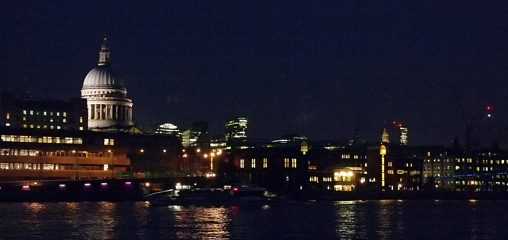 Friday October 17th (2014) old father thames