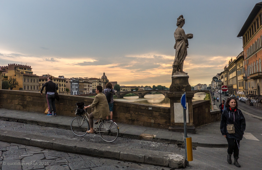 Sunday June 12th (2016) ponte santa trinita