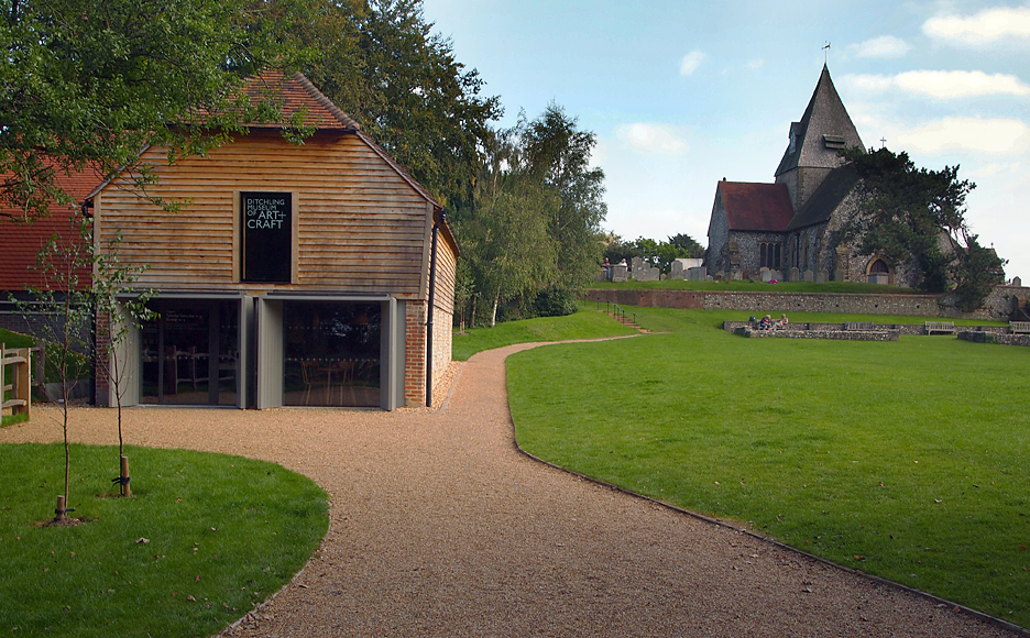 Tuesday September 24th (2013) new museum at ditchling