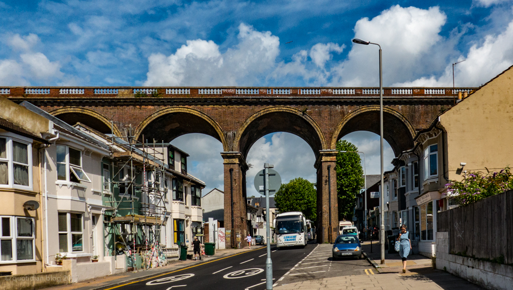 Saturday July 22nd (2017) london road viaduct