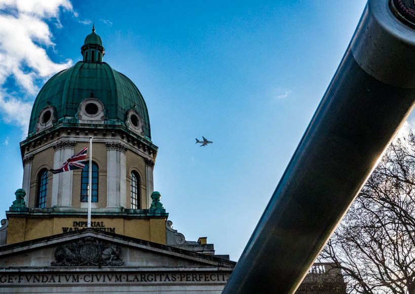 Wednesday January 31st (2018) imperial war museum