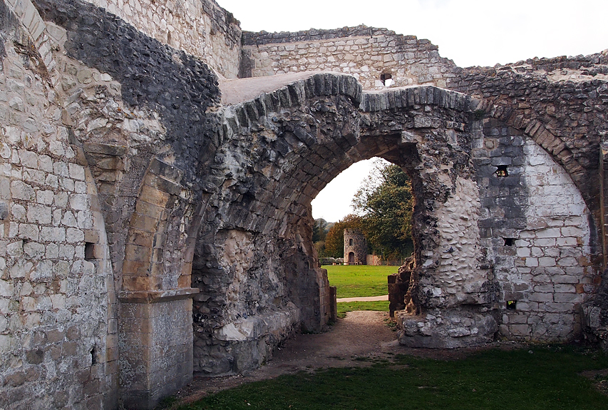 Monday October 24th (2011) priory ruins