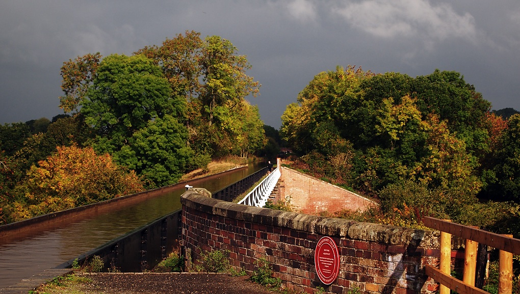 Wednesday October 9th (2013) Edstone Aqueduct
