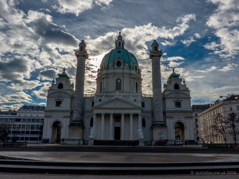 Sunday February 7th (2016) karlskirche
