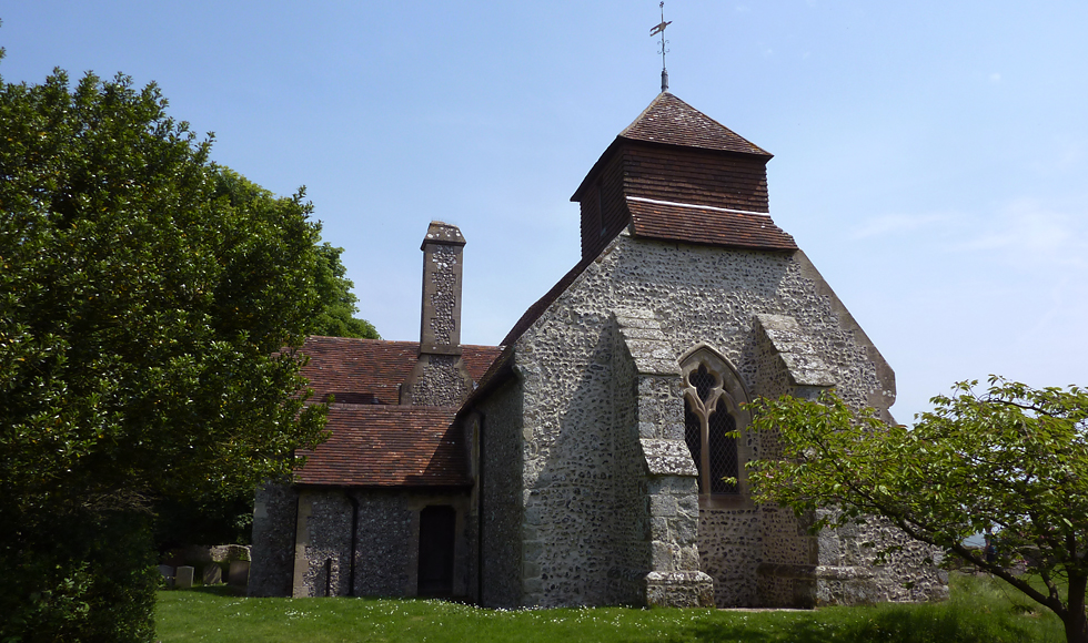 Monday June 17th (2013) st. mary's friston