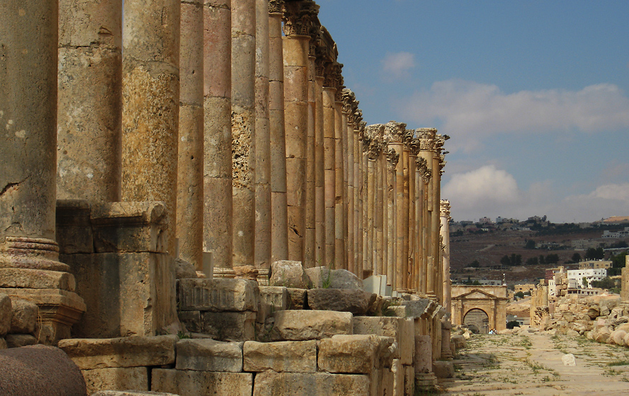 Saturday September 19th (2009) jerash