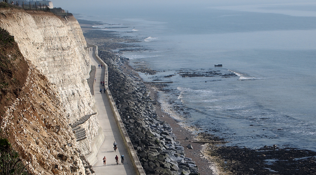 Friday March 2nd (2012) undercliff