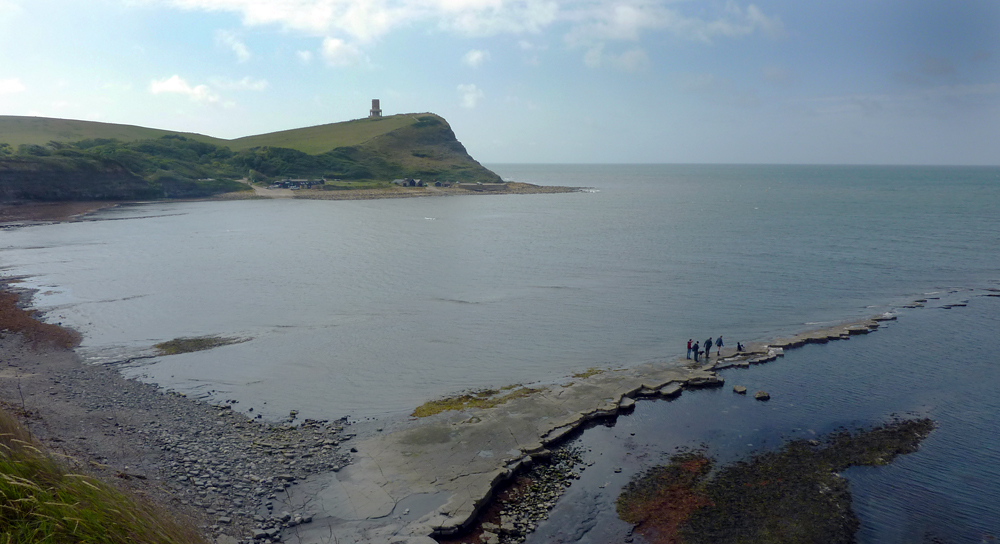 Saturday July 9th (2011) kimmeridge bay