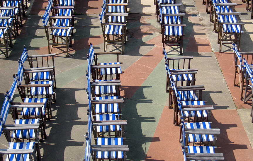 Wednesday August 1st (2007) empty chairs