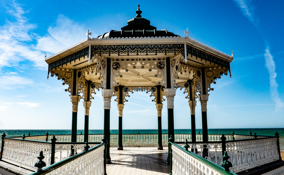 Monday April 16th (2018) bandstand
