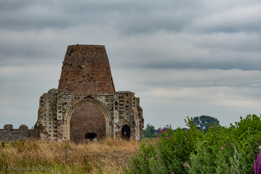 Saturday July 14th (2018) abbey and windmill