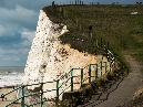 26th: saltdean cliffs