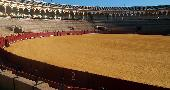7th: plaza del toros: sevilla