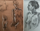 Thu 14th<br/>life drawing friday