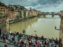 9th: above the ponte vecchio