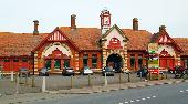 26th: bexhill west station