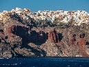 Wed 28th<br/>first view of oia