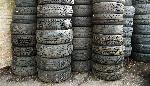 11th: wall of tyres