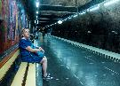 Mon 4th<br/>lucy in the tunnelbana
