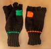 3rd: wifey knitted me gloves