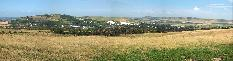 19th: panorama from lewes racecourse