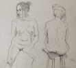 1st: life drawing friday