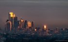 5th: dawn over london