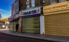 16th: shuttered south london