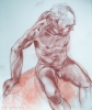 15th: life drawing yesterday