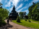 Sun 9th<br/>stave church